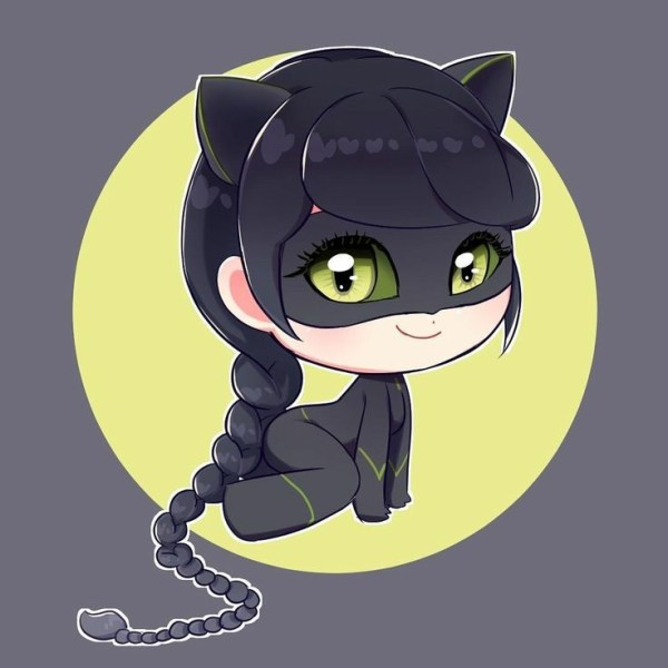 marinette de cat noir