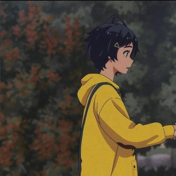 metadinha com anime bem legal