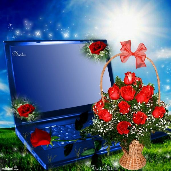 notebook e sexta de flores