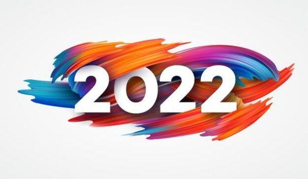 que 2022 chegue coma esperança de um mundo melhor