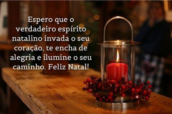 que o verdadeiro espirito natalino invada o seu coração feliz natal