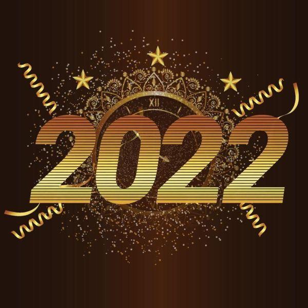 um 2022 abençoado para você cheio de supresas