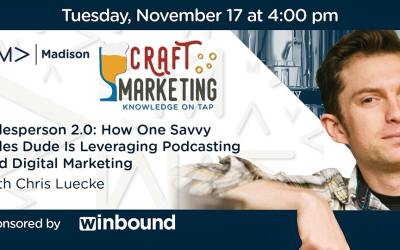 How One Savvy Dude Leverages Podcasting and Digital Marketing