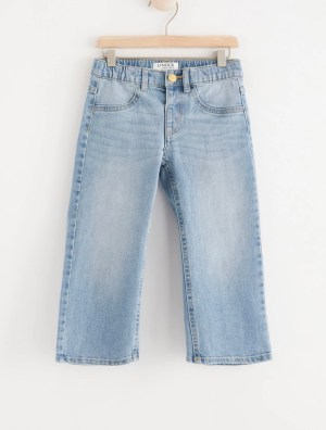 Jeans With Straight Leg