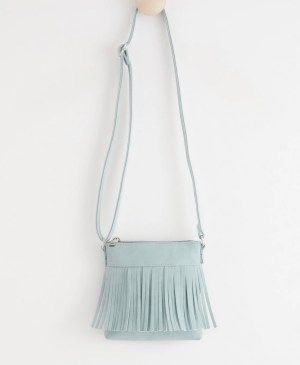 Small bag with fringes