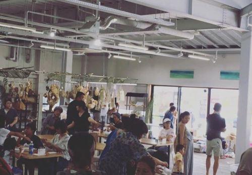 8月17日 フリーマーケットを開催しました。