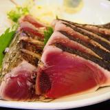 高知県道の駅「なぶら土佐佐賀」とにかくカツオのたたきが絶品!塩・タレ両方楽しめるよ