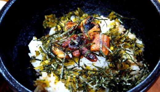 高知県道の駅「四万十大正」うなぎの石焼き混ぜご飯が美味しい、四万十の癒し系道の駅