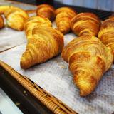 笠岡市「ポピーcafe」道の駅内にある本格デニッシュのパン屋さん!クロワッサンサンドが美味しいよ
