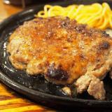 倉敷市老松町「ステーキのどん倉敷店」ランチがお得!スープバー付きで美味しいハンバーグ