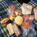 倉敷市玉島・新倉敷「ベイカリーベリィズ」黄色いだしまきサンドがおすすめ!安くて美味しいパンがいっぱい
