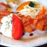 岡山市 自然食材おはな エビカツ