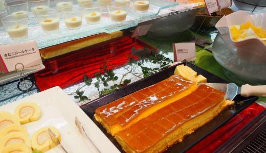 イオンモール倉敷「ブッフェエクスブルー」デザートの充実ぶりが素敵なバイキング!ファミリーにおすすめです