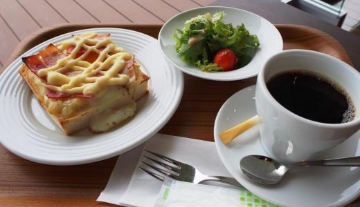 笠岡市「Apple Bakery & Cafe」モーニングが500円!おひとり様モーニングデビューしました