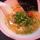 笠岡市「はや川ラーメン 一笑懸麺」お茶漬け?汐の音ラーメンが美味!家族連れにおすすめですよ