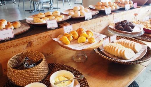 倉敷市「Cafe Dining PACO(パコ)」ママ会女子会にぴったり!サラダ・パン食べ放題付きのお得なランチ