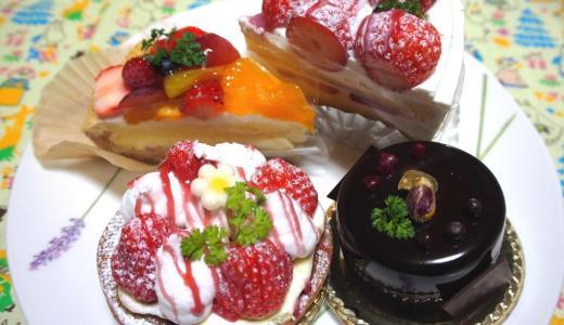 福山市「ル・ロックル洋菓子店」パンもケーキもレベルが高い!とんでもない品数に圧倒された~