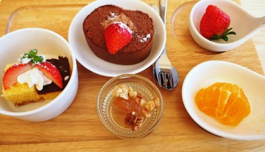 倉敷市玉島「菜園カフェ ぱんごーの」お山の上の素敵カフェ!倉敷アフタヌーンティいただきました♪