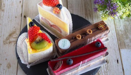倉敷市連島「パティスリー・ココロ」本場パリ仕込みのケーキが美しい~。看板メニューのマカロンも必食!