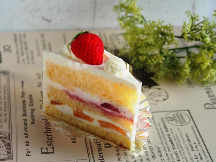 シエルブルー ショートケーキ