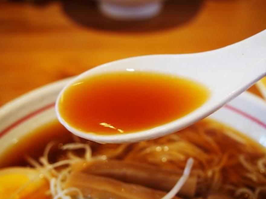 麺屋つむぎ スープ