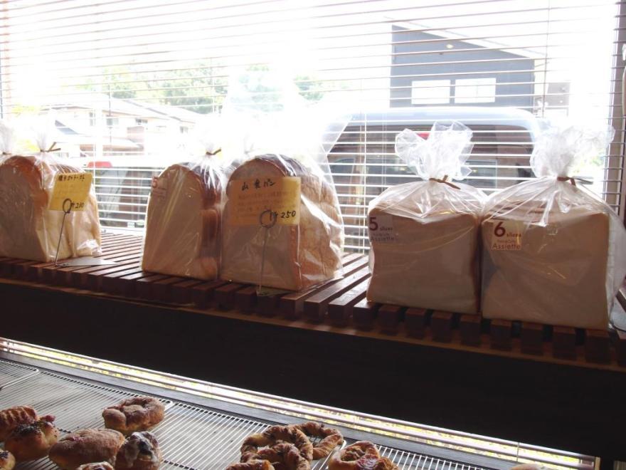 アシェット 食パン