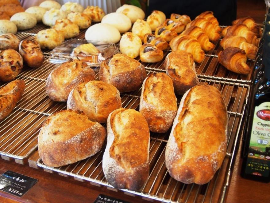 ムギ パン