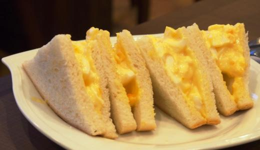 「倉式珈琲店山陽マルナカ新倉敷店」玉島の貴重な夜カフェスポット!ボリューム玉子サンドがトロトロで美味しい