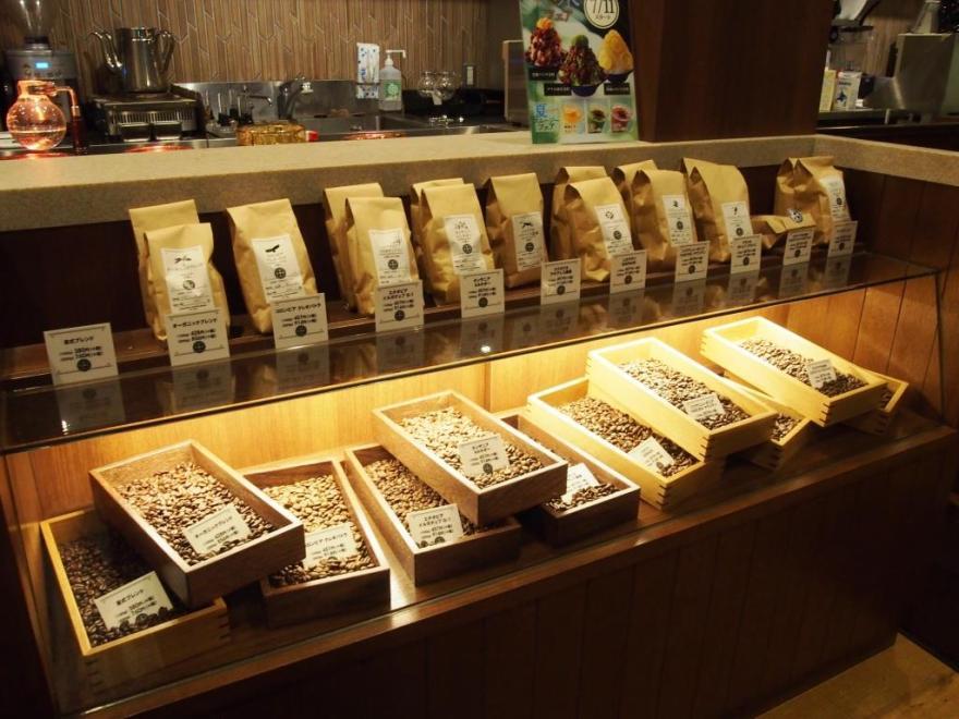 倉式珈琲店山陽マルナカ新倉敷店
