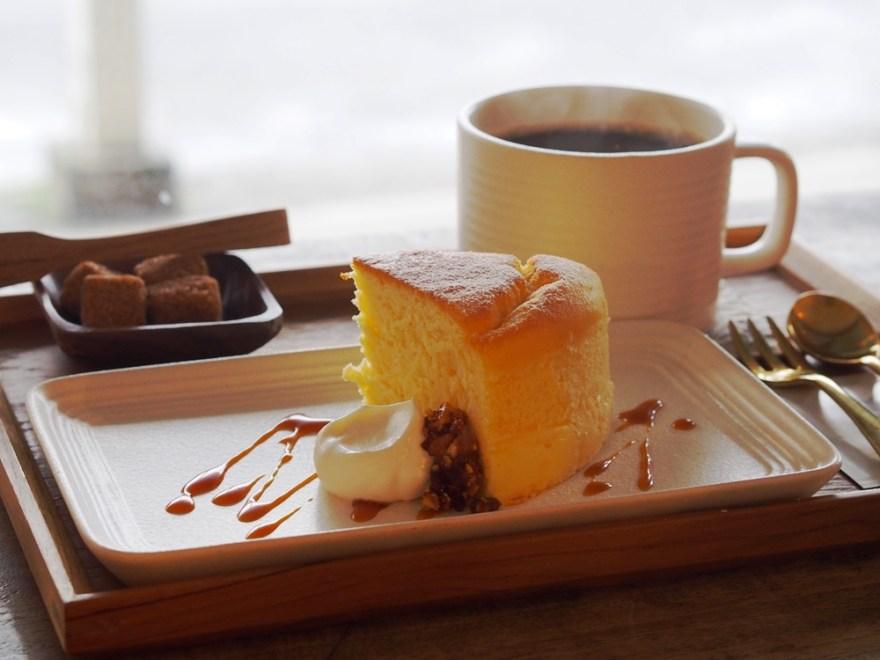 暮らしとおやつひらひら チーズケーキ