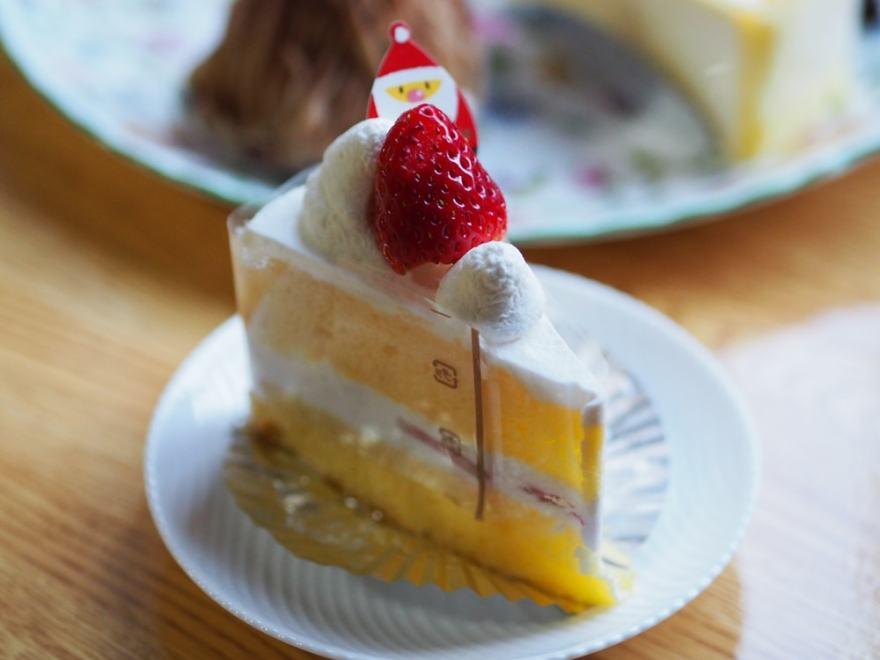 洋菓子のグルメ ショートケーキ