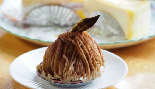 千葉県柏市「洋菓子のグルメ」丁寧に作られたシンプルなケーキが美味しい!創業40年の老舗店