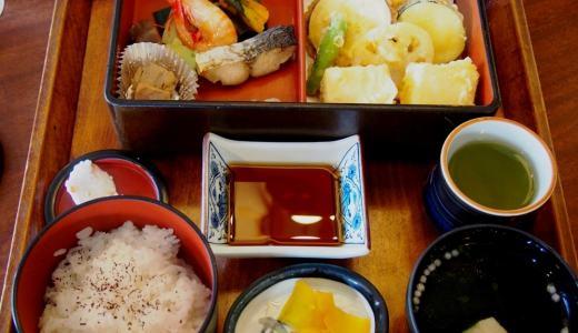 倉敷「お食事処 カモ井」美観地区でおすすめの和食店!窓からの景色もGoodですよ