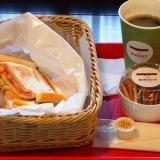 倉敷美観地区「cafe BISCUIT(カフェビスキュイ)」貴重なモーニングスポット!倉敷ならではのお土産もどうぞ