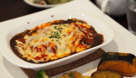 真備町「ハンバーグのお店pas a pas(ぱさぱ)」野菜たっぷりで元気になれる!熱々美味しいハンバーグランチ♪