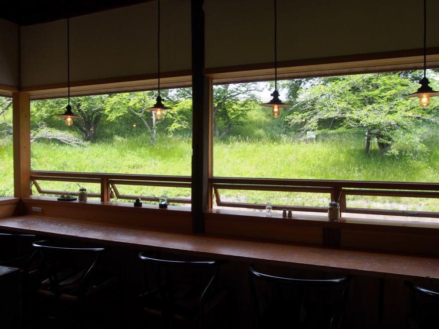水辺のカフェ 三宅商店酒津