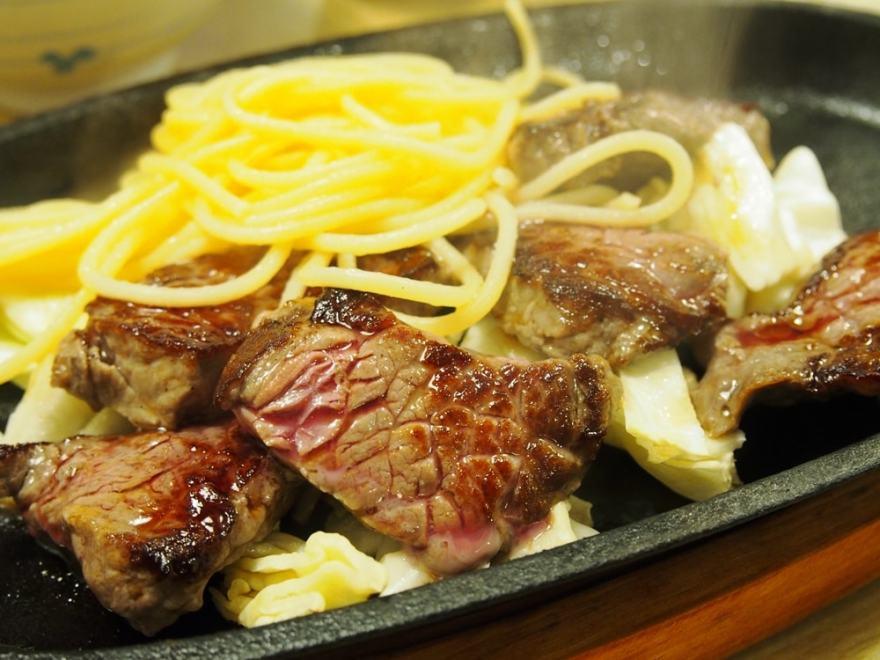 倉敷市児島 モンフレール 焼き肉ランチ