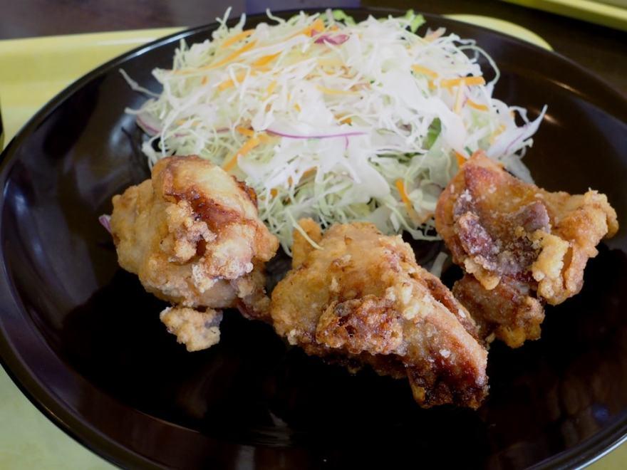 タマコッコ食堂 大分唐揚げ定食