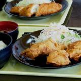 タマコッコ食堂 唐揚げ定食