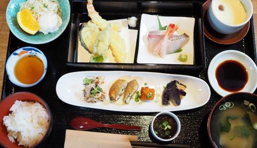 矢掛町「食工房つお」豪華でお得な和定食ランチが美味しい。地元に人気の和食屋さん