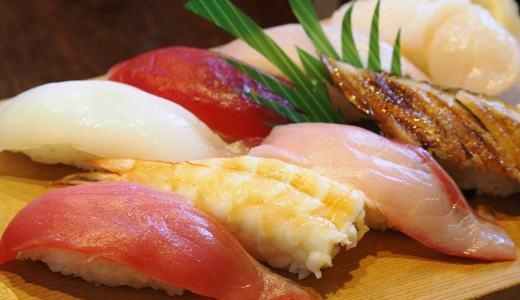 浅口市寄島町「漁八」ネタが大きい!シャリがほどける!海の近くで贅沢お寿司ランチ