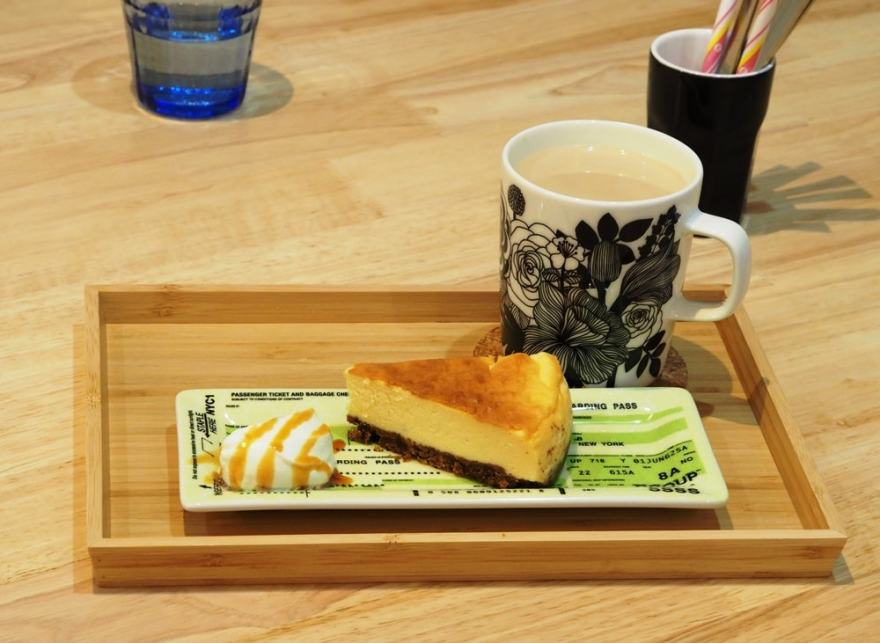 CAFE BUTTON ケーキセット