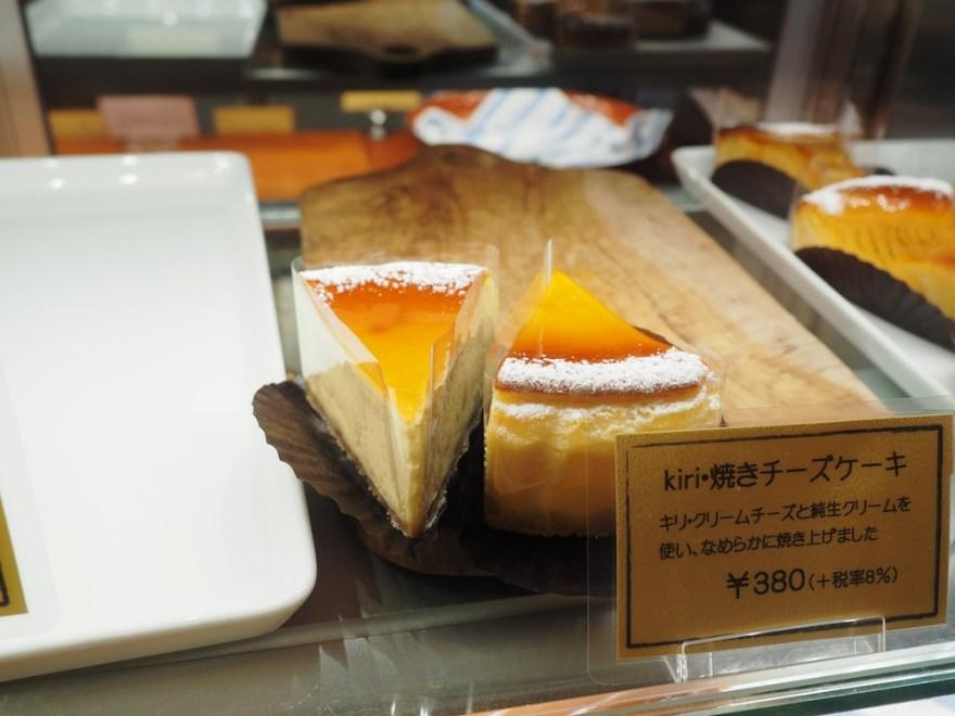 菓子工房ルシカ チーズケーキ