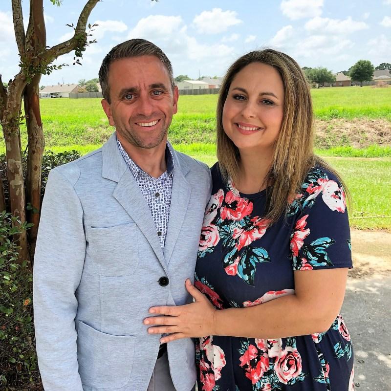 Pastor Jason & Heather Miller
