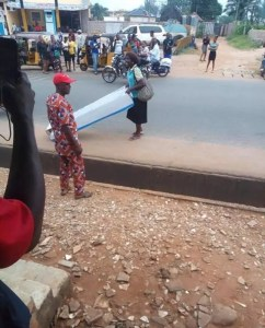 Shocking: Woman Gifts Her Husband A Coffin On Father's Day