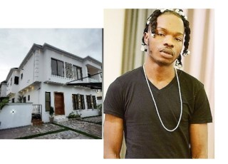 Naira Marley Acquires A Mansion In Lekki (Photos]