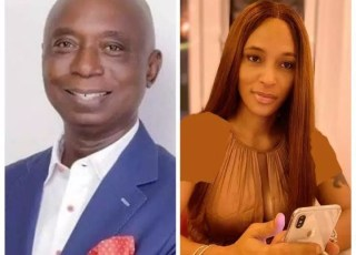 Another Beautiful Wife Of Ned Nwoko Revealed: (See Photos)