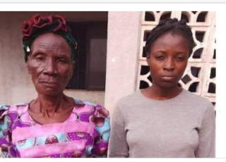NDLEA Arrests 80-Year Old Woman And Grand-daughter With 192kg Of Cocaine(Video)