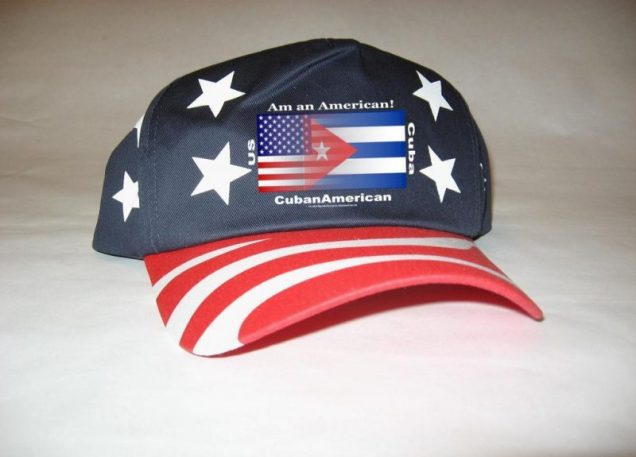 Caps CubanAmerican U