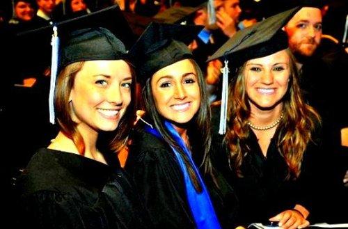 Graduation in 2010